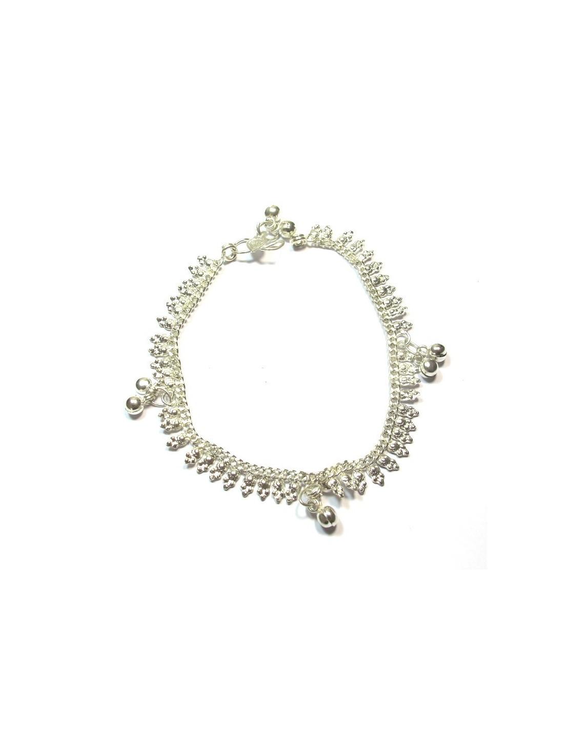 bracelet de cheville grelots chaines de chevilles grelots cc50. Black Bedroom Furniture Sets. Home Design Ideas