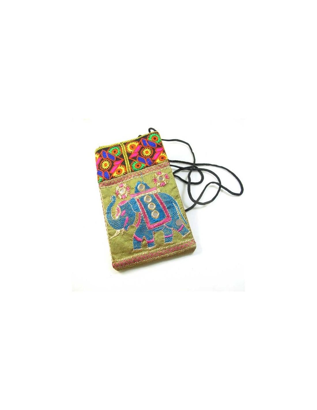 Pochette Téléphone Portable : pochette pour telephone portable pochettes indiennes po21 ~ Premium-room.com Idées de Décoration