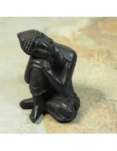 Statue du Bouddha penseur