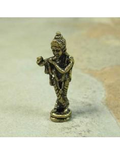 Petite figurine Krishna