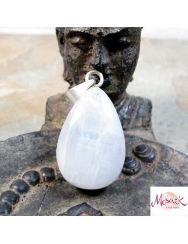 pendentif argent et pierre de lune bijoux en pierres de lune p178. Black Bedroom Furniture Sets. Home Design Ideas