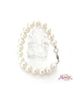 bracelet en perles 9mm