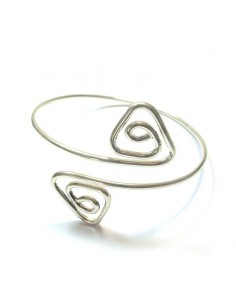 Bracelet de bras motif triangle