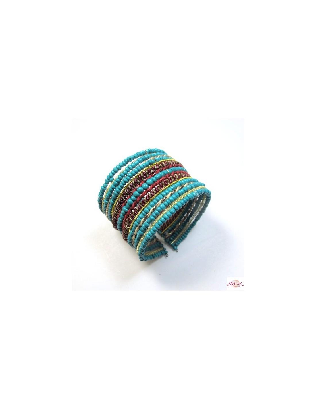 bracelet perle fantaisie