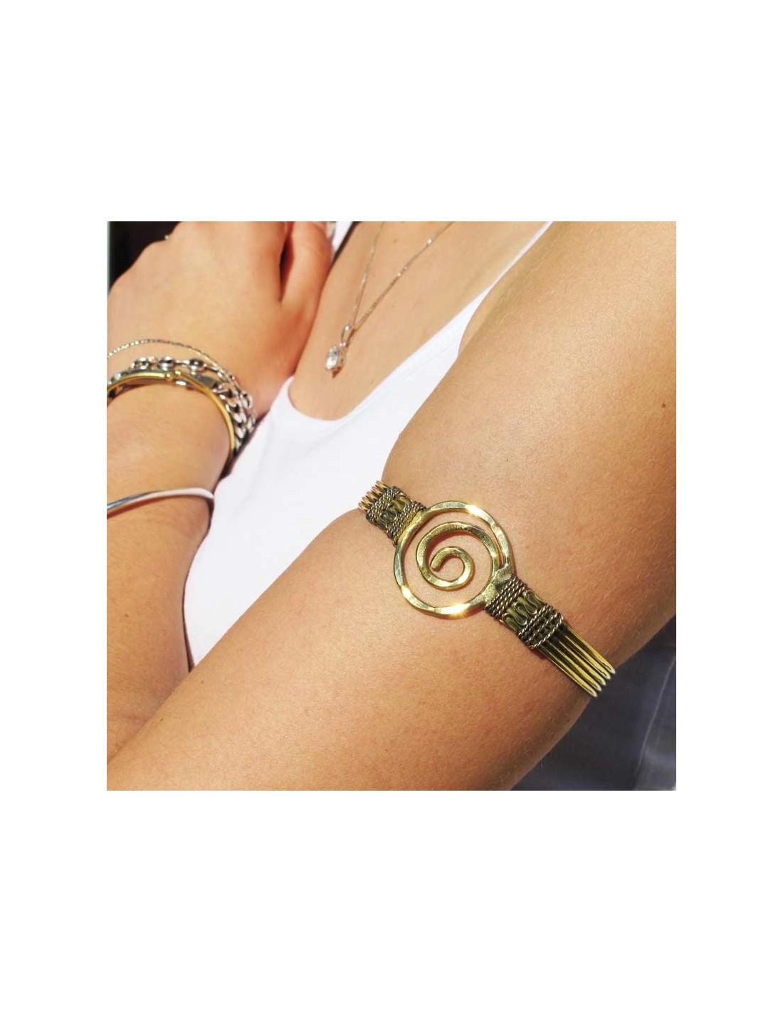 Bracelets De Cheville Bracelets De Cheville En Argent Avec Spirales Et 1 Sonnette