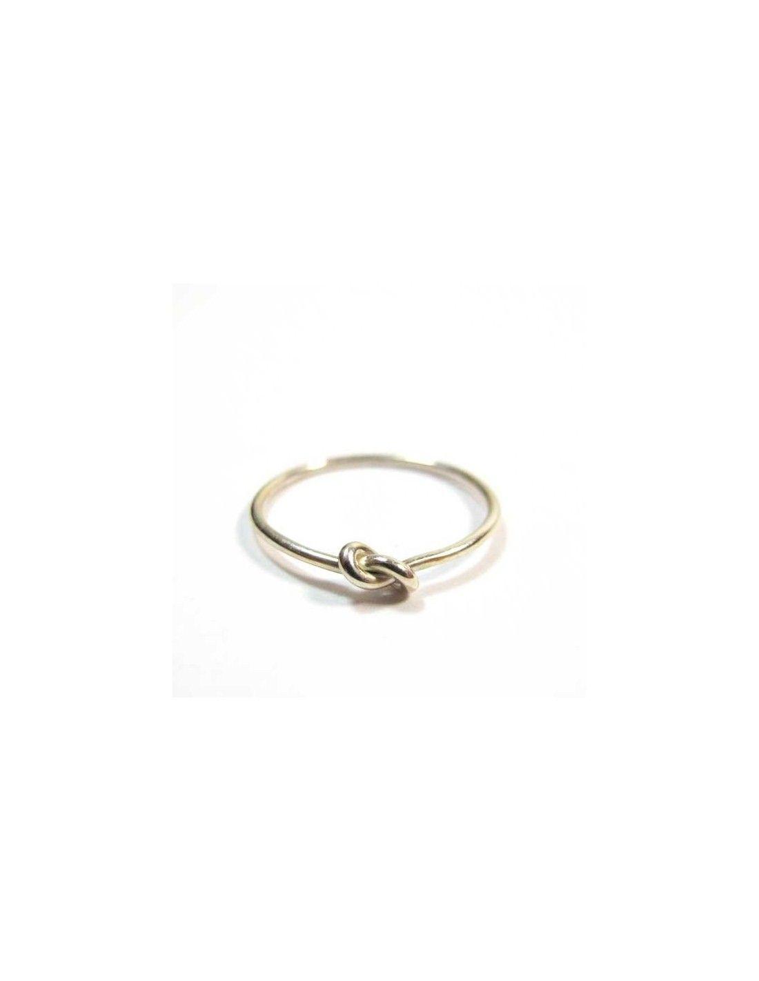 Préférence anneau argent très fin - bagues fines argent ba48 IJ91