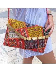 Pochette Banjara patchwork