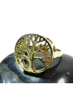 Bague fantaisie arbre de vie