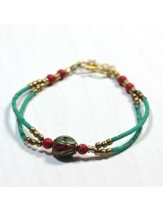 Bracelet fin tibétain