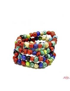 Large bracelet style berbère