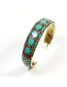 Bracelet motifs tibétains