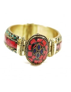 Gros bracelet ethnique