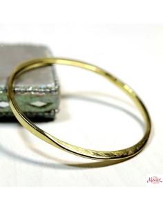 Bracelet jonc en laiton