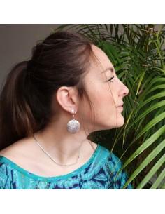 Boucles d'oreilles en... 2