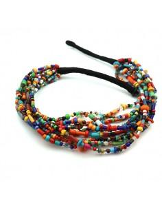 Gros collier à perles...