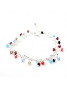 Bracelet fin à perles