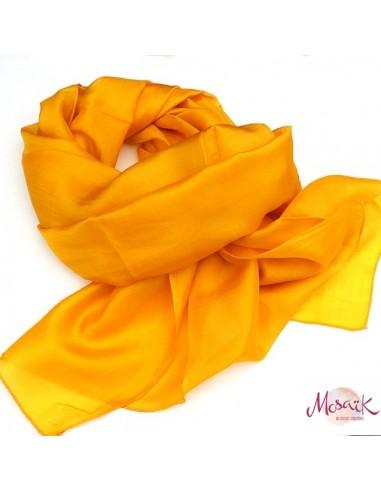 cb5c7627d7c7 Tunique large unie jaune moutarde   boutique Mosaik   t3