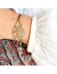 Bracelet laiton et arbre de... 2