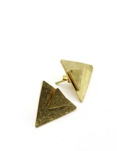 Clous d'oreilles triangle...