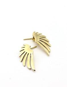 Clous d'oreilles ailes...