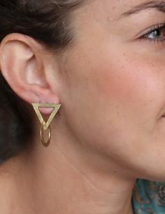 Boucles d'oreilles figures... 2