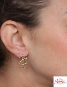 Boucles d'oreilles grappes... 2