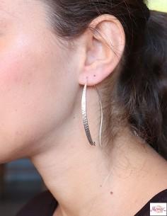 Boucles d'oreilles fines... 2