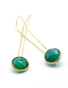 Boucles d'oreilles laiton...