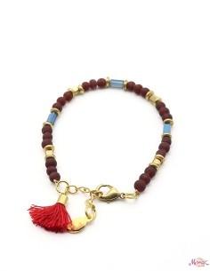 Bracelet fantaisie à perles