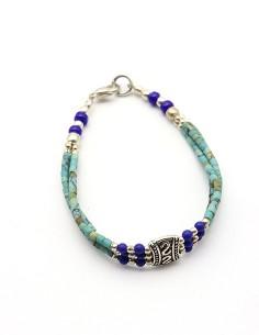 Bracelet tibétain perles...