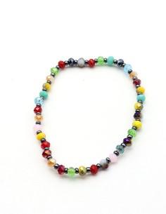 Bracelet coloré perles...