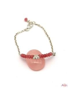 Bracelet fillette argent...