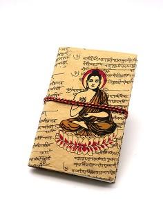 Petit carnet Bouddha et...
