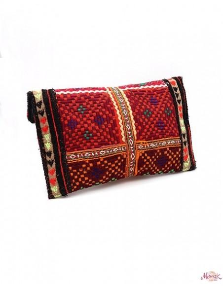 Pochette bohème brodée -  Mosaik bijoux indiens