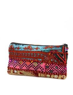 Trousse ethnique style Banjara