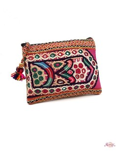 Pochette authentique Guajarat
