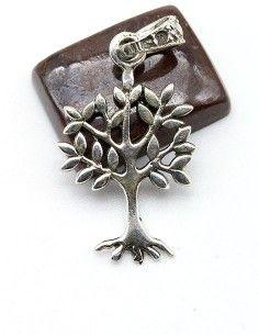 Pendentif en argent arbre... 2