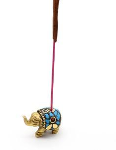 Petit porte encens éléphant 2