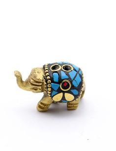 Petit porte encens éléphant