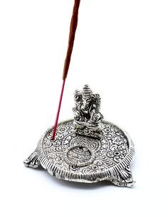 Porte encens rond Ganesh