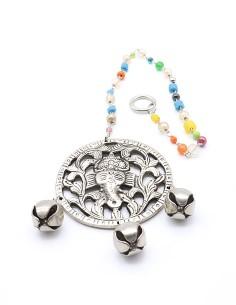 Carillon rond motif Ganesh
