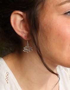 Boucles d'oreilles argent... 2