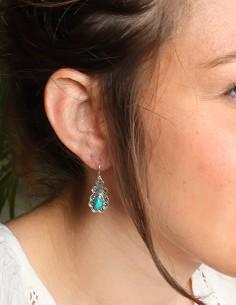 Boucles d'oreilles ciselées... 2