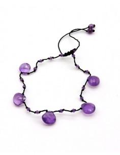 Bracelet Améthystes...