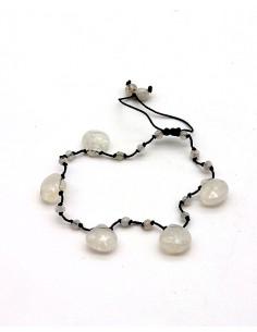 Bracelet Pierres de lune...