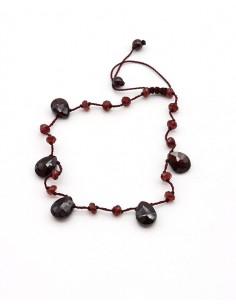 Bracelet pierres taillées...