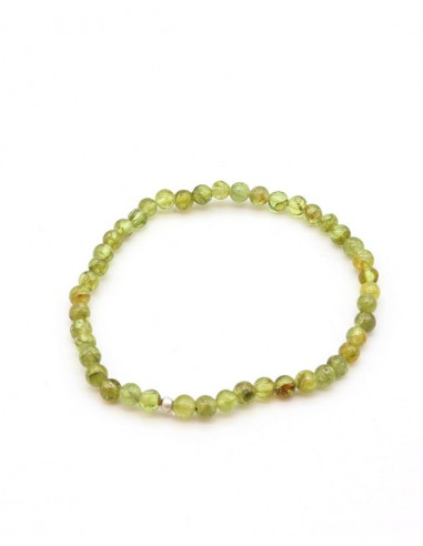 Bracelet péridot vert - Mosaik bijoux indiens