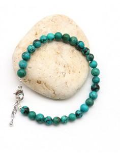 Bracelet Turquoise perles...