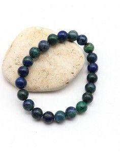 Bracelet Azurite élastique...
