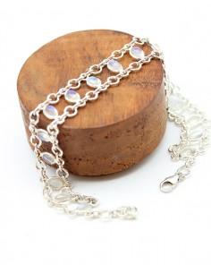 Bracelet argent large...
